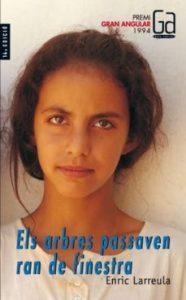Premi Gran Angular 1994 - Editorial Cruilla, pel llibre Els arbres passaven ran de finestra