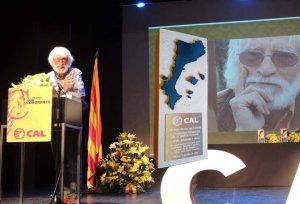2018 Premi Nacional Joan Coromines.