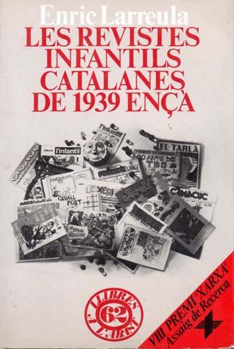 Les revistes infantils catalanes de 1939 ençà