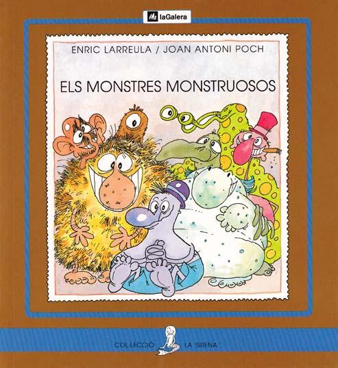 Enric_Larreula_col·leccio-La_Sirena_conte_Els_Monstres_Monstruosos