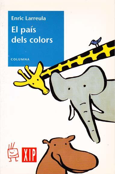 Enric_Larreula_llibre_El_Pais_dels_colors