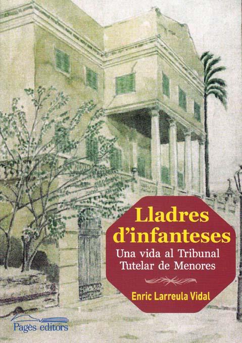 Enric_Larreula_llibre_Lladres d_infanteses