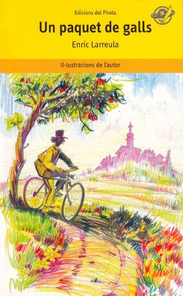 Enric_Larreula_llibre_Un_paquet_de_galls