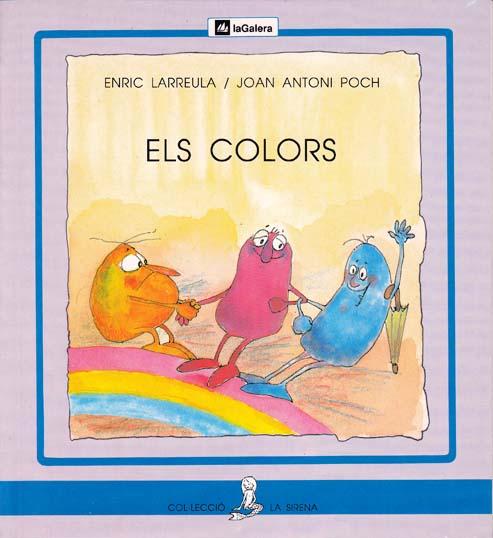 Llibres en catala_ Els colors_de_l_ Enric Larreula