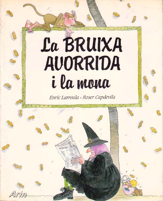 Enric_Larreula_contes_la_Bruixa_Avorrida_i_la_Mona