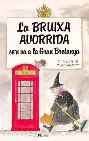 La Bruixa Avorrida va a la Gran Bretanya